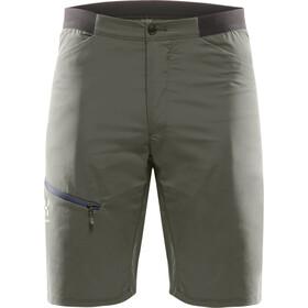Haglöfs L.I.M Fuse Pantalones cortos, lite beluga